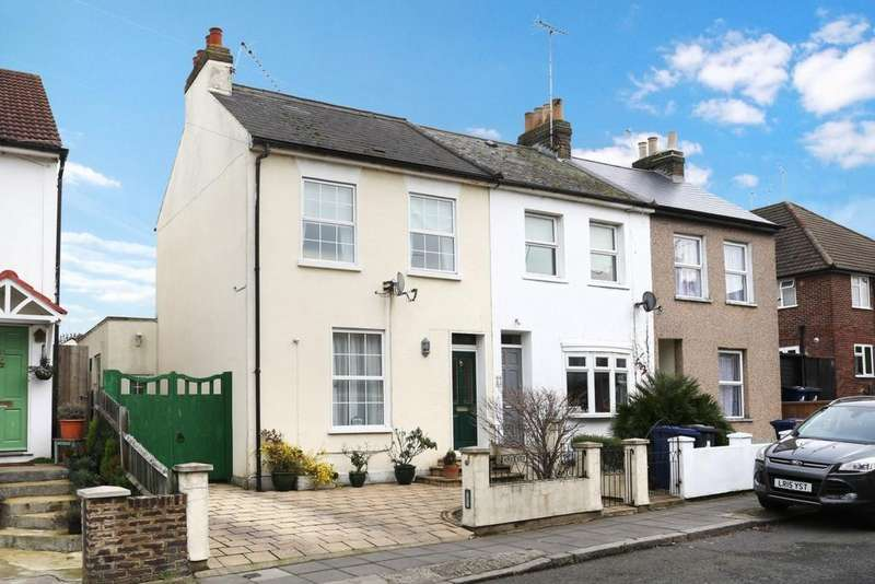 3 Bedrooms End Of Terrace House for sale in St Margarets Road, Hanwell, W7