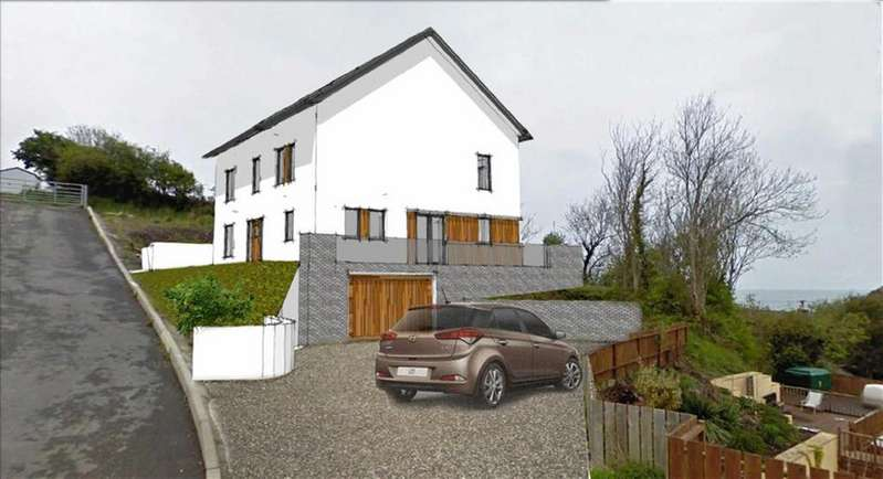 4 Bedrooms Land Commercial for sale in Troed Y Bryn, Aberaeron, Ceredigion, SA46