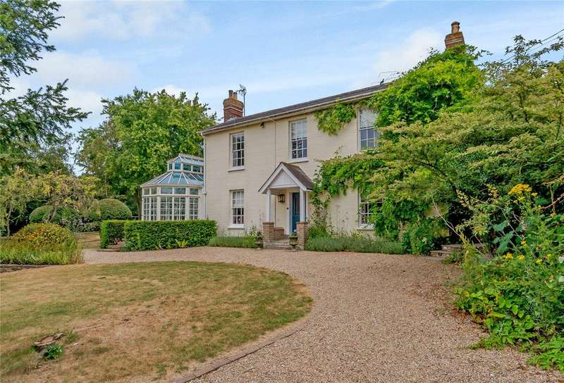 4 Bedrooms Detached House for sale in Birch Road, Copford, Colchester