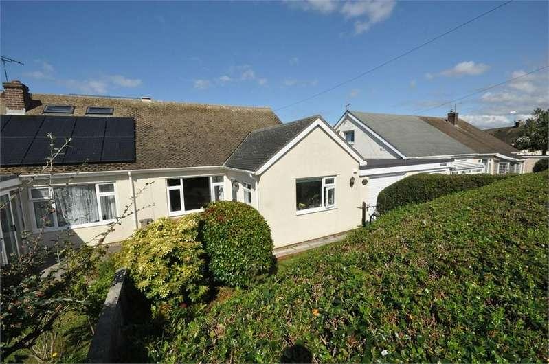 4 Bedrooms Semi Detached Bungalow for sale in Ffordd Dyfrig, Tywyn, Gwynedd
