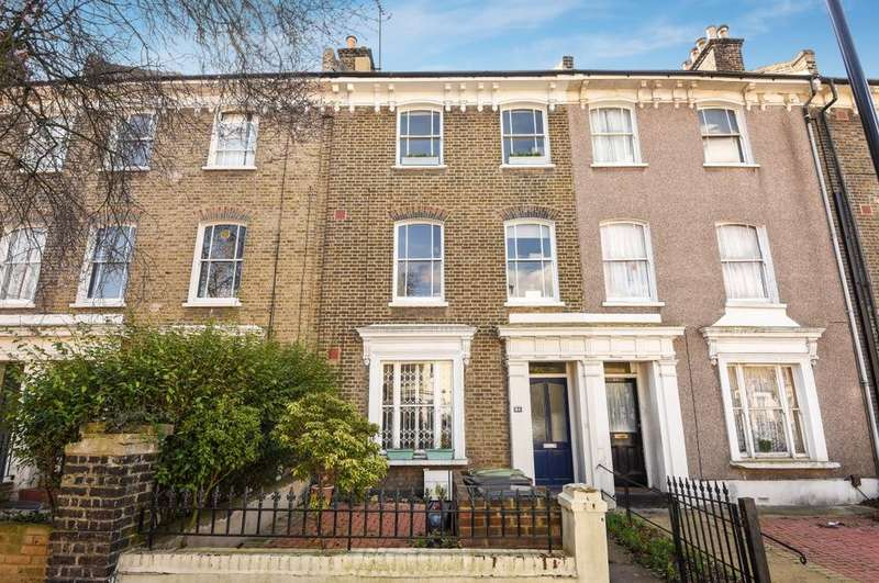 1 Bedroom Flat for sale in Ashmead Road St Johns SE8