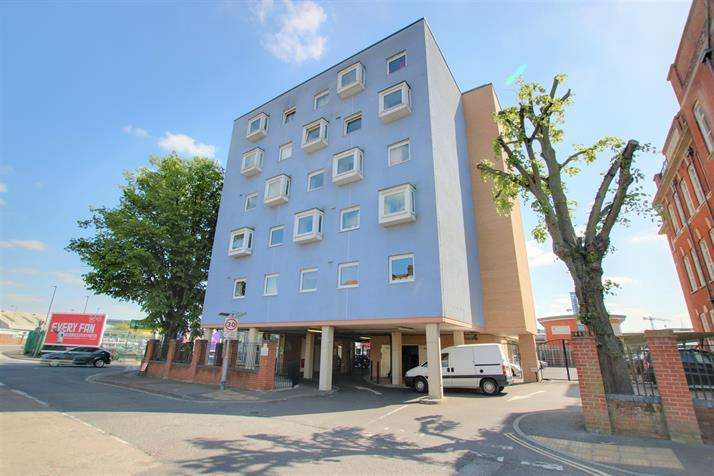 1 Bedroom Flat for sale in Chapel Annexe, Anglesea Terrace, Southampton