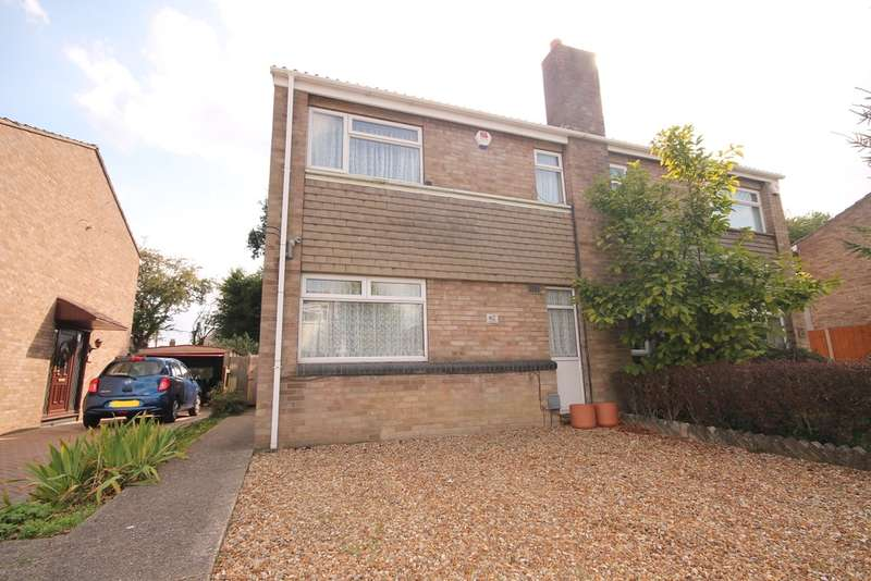 3 Bedrooms Semi Detached House for sale in The Elms, Kempston, MK42