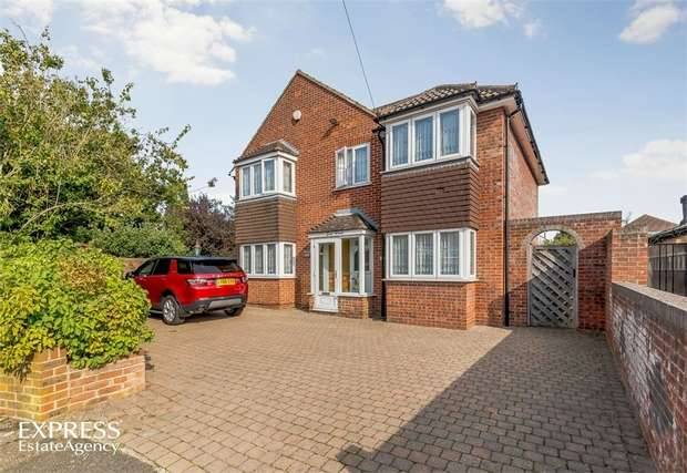 5 Bedrooms Detached House for sale in Manse Way, Swanley, Kent
