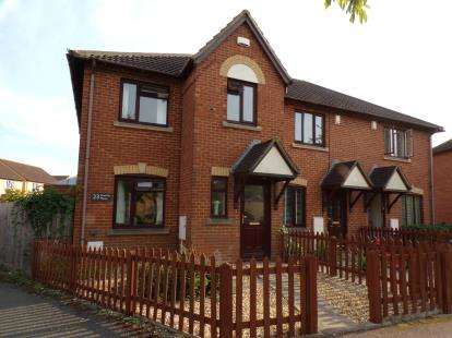 3 Bedrooms End Of Terrace House for sale in Hoathly Mews, Kents Hill, Milton Keynes, Buckinghamshire