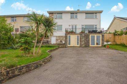 5 Bedrooms Detached House for sale in Hillside Road, Portishead, Bristol