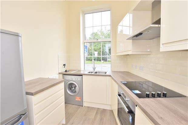 2 Bedrooms Flat for sale in The Old Bank, High Street, Warmley, BS15 4NE