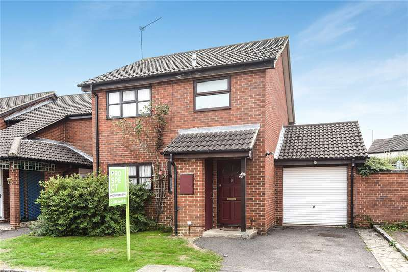 3 Bedrooms Link Detached House for sale in Sirius Close, Wokingham, Berkshire, RG41
