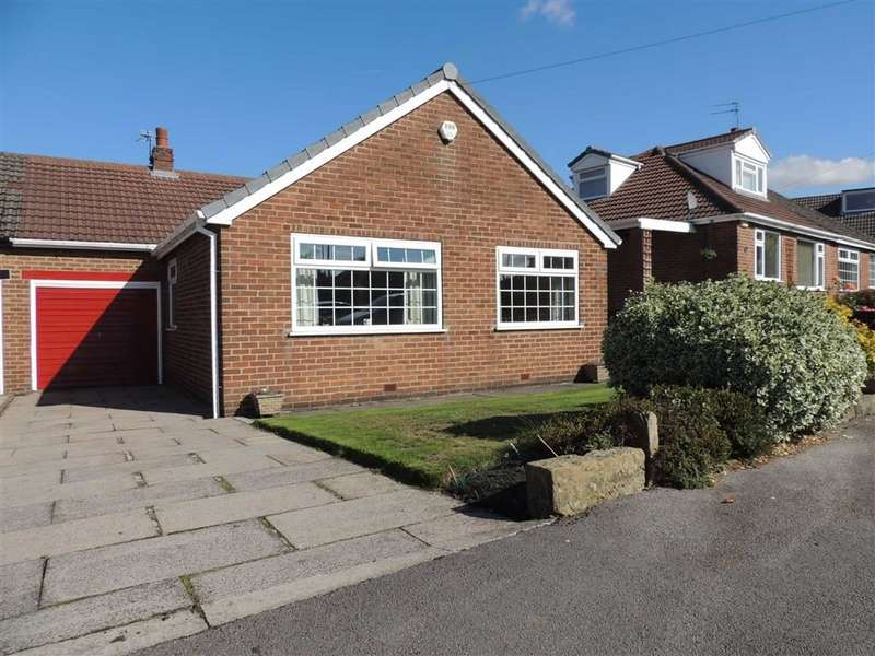 3 Bedrooms Detached Bungalow for sale in Catherine Road, Romiley, Stockport