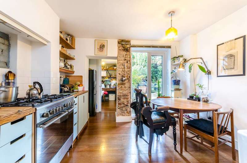 2 Bedrooms Flat for sale in Montpelier Road, Peckham, SE15