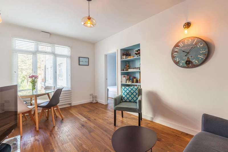 1 Bedroom Flat for sale in Brixton Hill, Brixton Hill, SW2