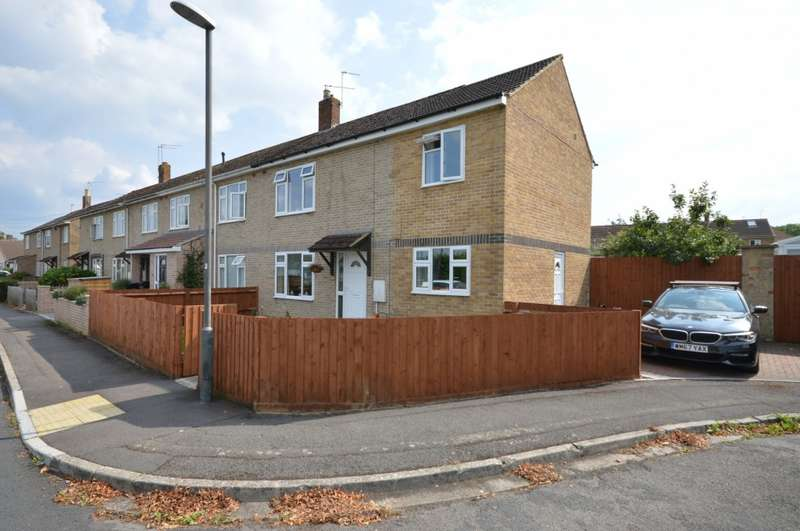 3 Bedrooms End Of Terrace House for sale in Wedmore Road, Saltford, BS31