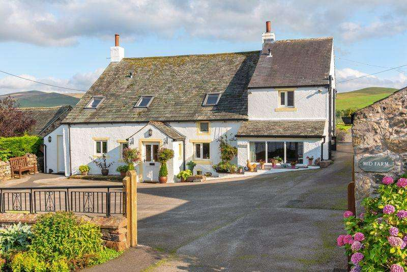 3 Bedrooms Detached House for sale in Mid Farm, Ruthwaite, Ireby