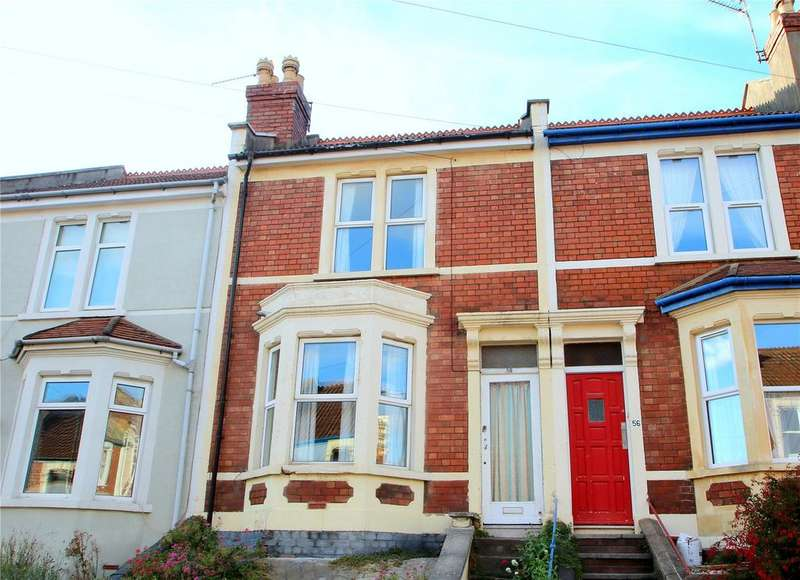2 Bedrooms Terraced House for sale in Dunkerry Road, Windmill Hill, BRISTOL, BS3