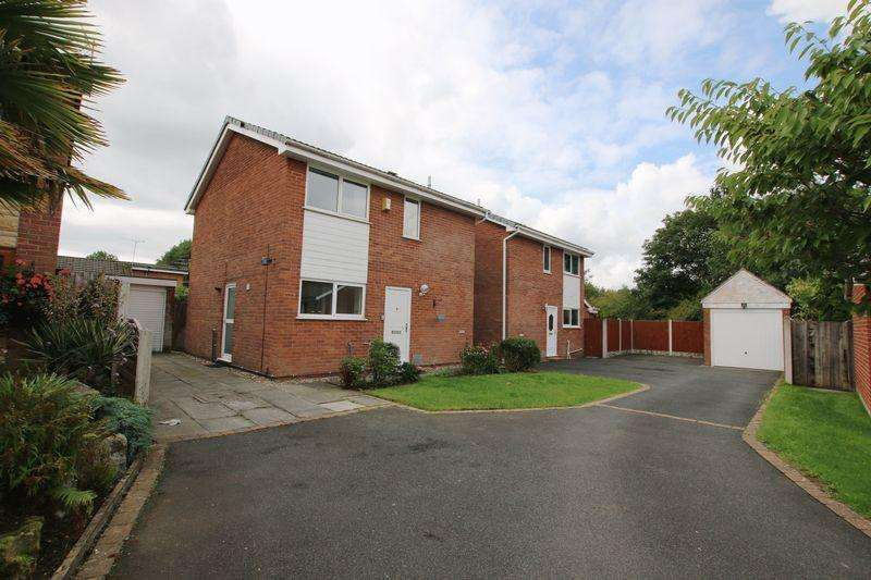 3 Bedrooms Detached House for sale in Farfield, Penwortham