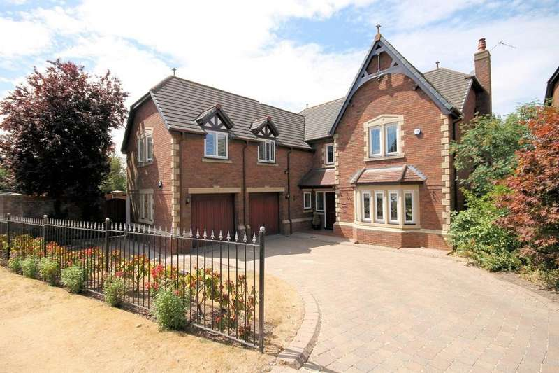 5 Bedrooms Cottage House for sale in Jacobs Way, Pickmere
