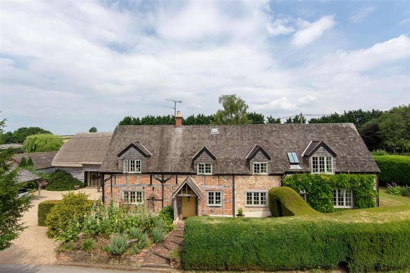 4 Bedrooms Detached House for sale in Stert, Wiltshire