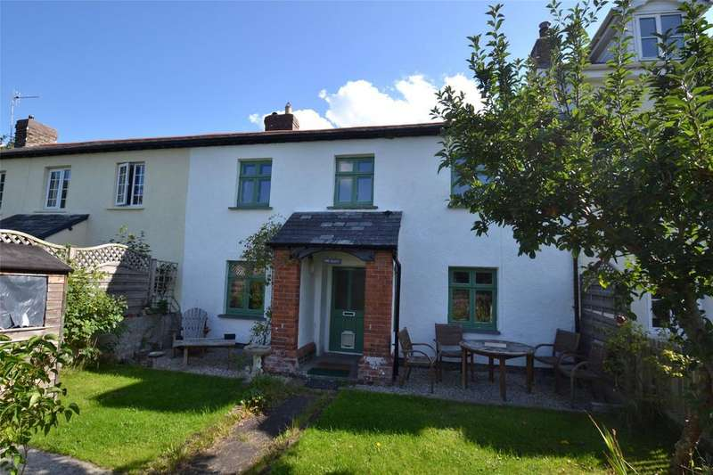 4 Bedrooms Terraced House for sale in Church Cottages, Swimbridge