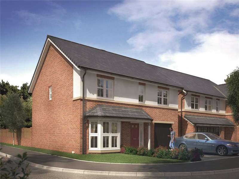 4 Bedrooms Detached House for sale in The Rosebury, At Wood Avens Village, Wellfield Road North, Wingate, TS28