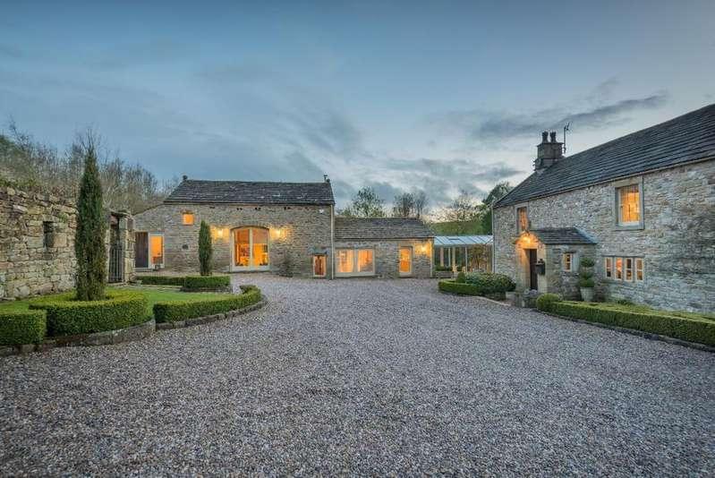 6 Bedrooms Detached House for sale in Low House, Eskrigge, Gressingham, Lancaster, LA2 8LX