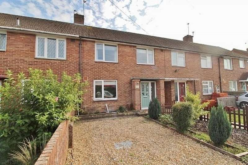 3 Bedrooms Terraced House for sale in Foxcott Grove, Leigh Park