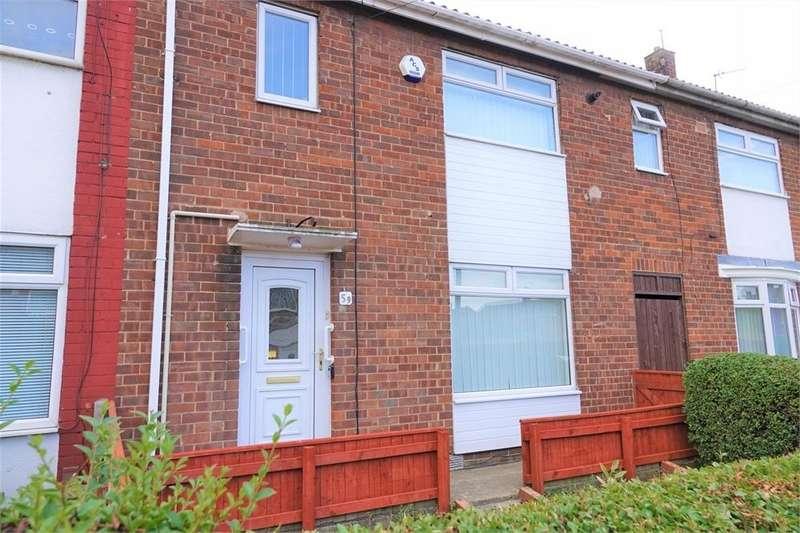 3 Bedrooms Terraced House for sale in Langdale Crescent, Grangetown, Middlesbrough