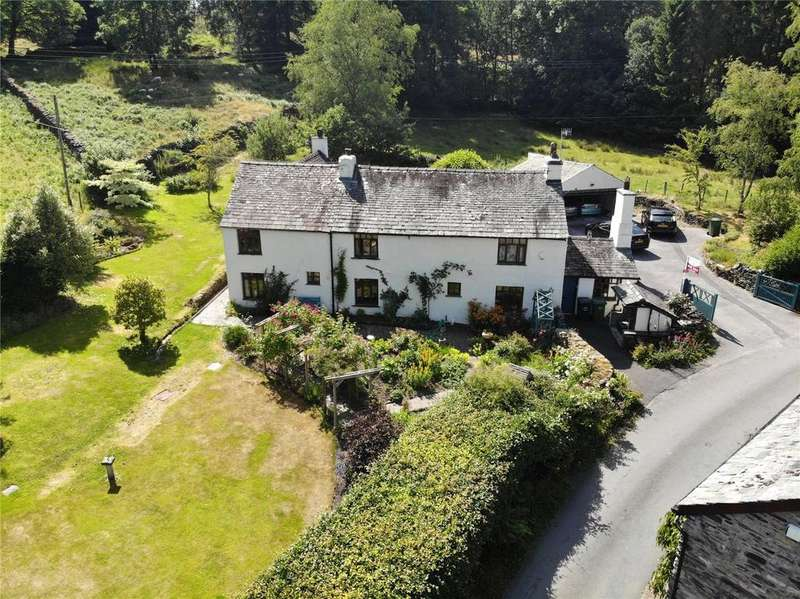 4 Bedrooms Detached House for sale in Levensdale, Canny Hill, Newby Bridge, Ulverston, Cumbria