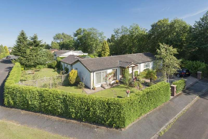 5 Bedrooms Detached Bungalow for sale in Hawthorn Way, Darras Hall, Ponteland, Newcastle upon Tyne, NE20