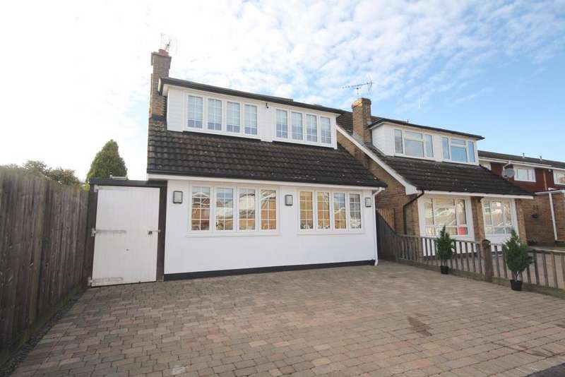 5 Bedrooms House for sale in Viking Way, Pilgrims Hatch, Brentwood