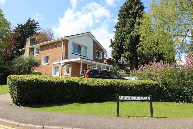 4 Bedrooms Detached House for sale in Shenfield Place, Shenfield, Brentwood