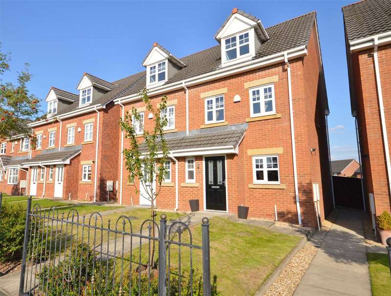 3 Bedrooms Semi Detached House for sale in Ingham Avenue, Buckshaw Village, Chorley
