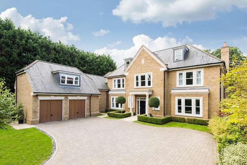 6 Bedrooms Detached House for sale in Eyhurst Close, Kingswood, KT20