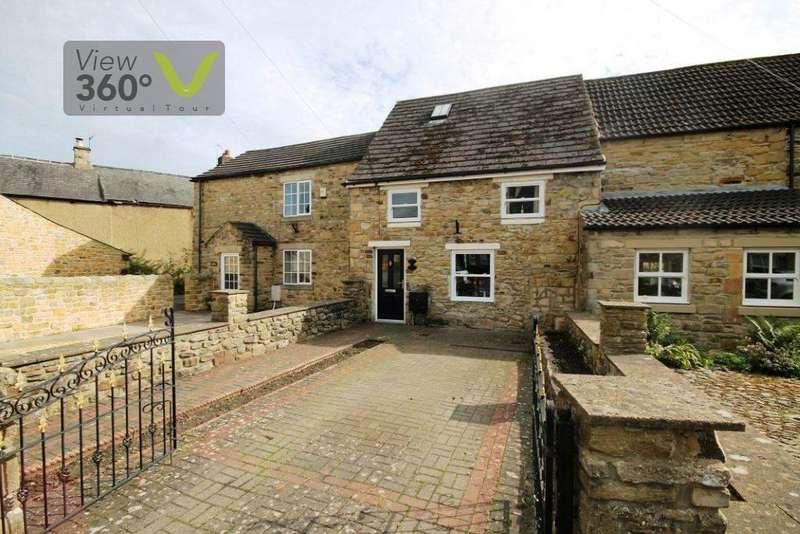 4 Bedrooms Terraced House for sale in Meadhope Street, Wolsingham