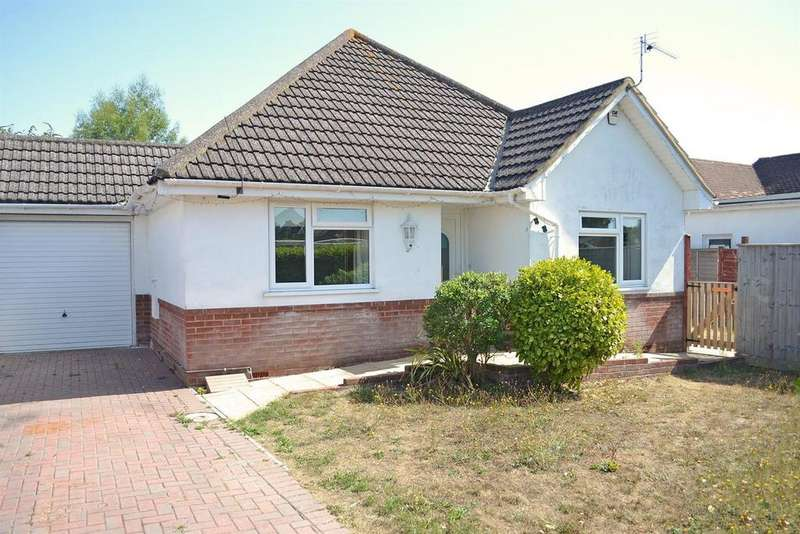 2 Bedrooms Detached Bungalow for sale in Russel Road, Kinson, Bournemouth