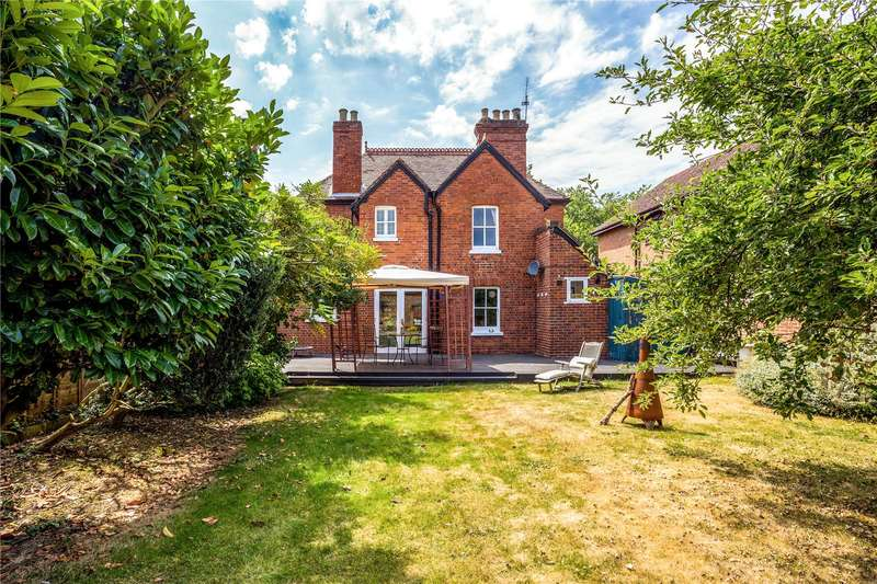 3 Bedrooms Detached House for sale in All Saints Avenue, Maidenhead, Berkshire, SL6
