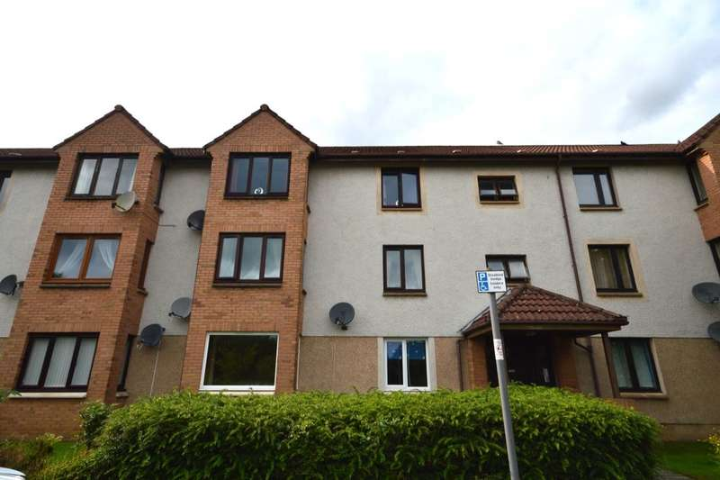 2 Bedrooms Flat for sale in Pentland Terrace, High Valleyfield, Dunfermline, KY12