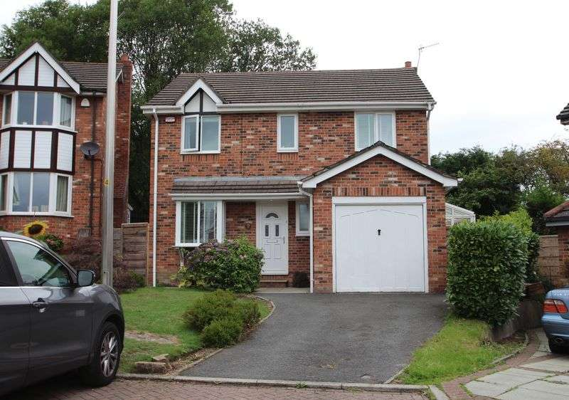 4 Bedrooms Property for sale in Mallards Reach Romiley, Stockport