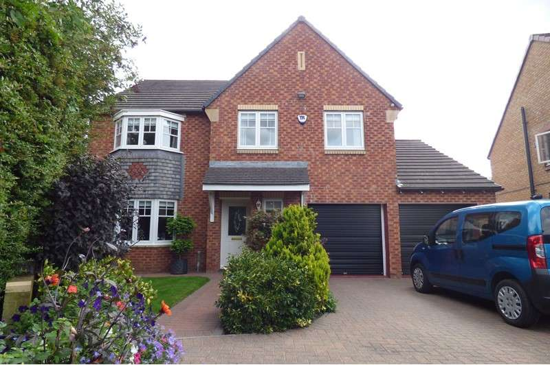 4 Bedrooms Property for sale in Lingfield, Houghton le Spring, Houghton Le Spring, Tyne & Wear, DH5 8QA