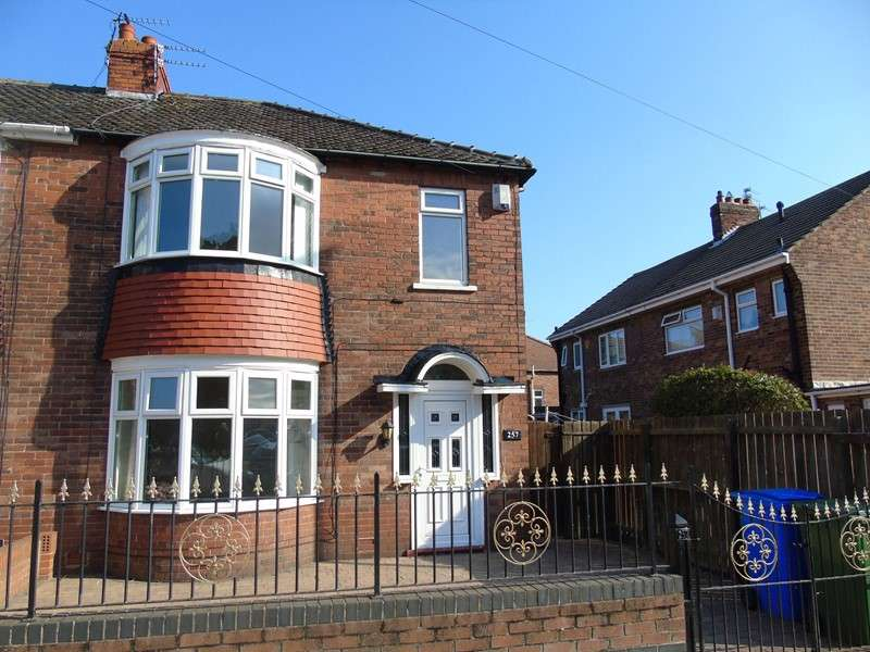 3 Bedrooms Property for sale in Plessey Road, Blyth, Blyth, Northumberland, NE24 3LD