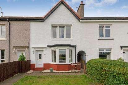 3 Bedrooms Terraced House for sale in Loanfoot Avenue, Knightswood, Glasgow