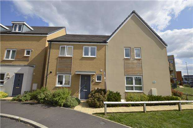 3 Bedrooms Semi Detached House for sale in Skinners Croft, Charlton Hayes, BRISTOL, BS34 5AX
