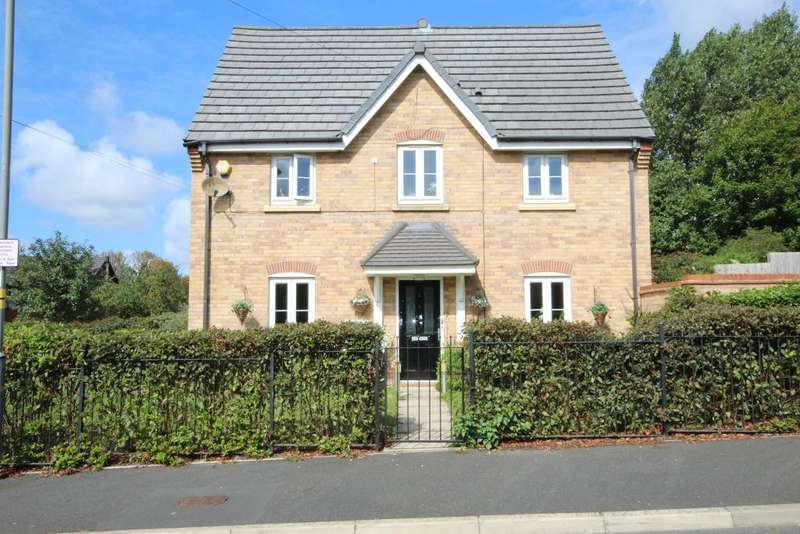3 Bedrooms House for sale in Courtier Close, Liverpool, Merseyside, L5 3PT