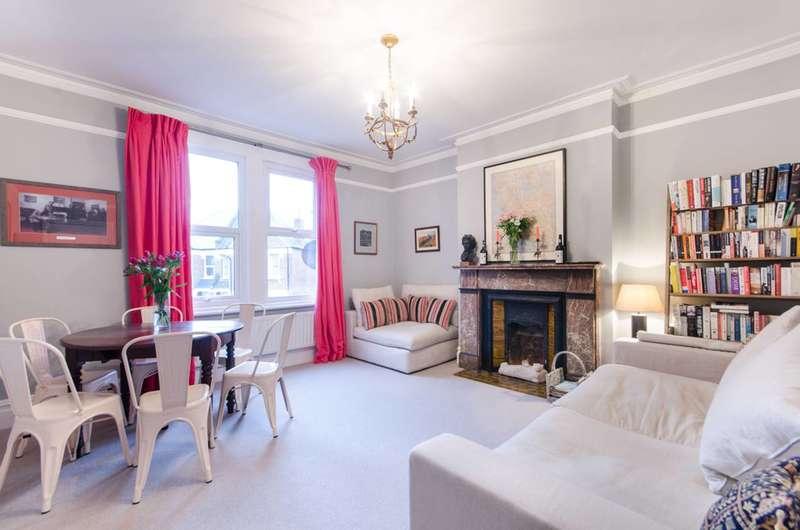 3 Bedrooms Flat for sale in Cedar Road, Willesden Green, NW2