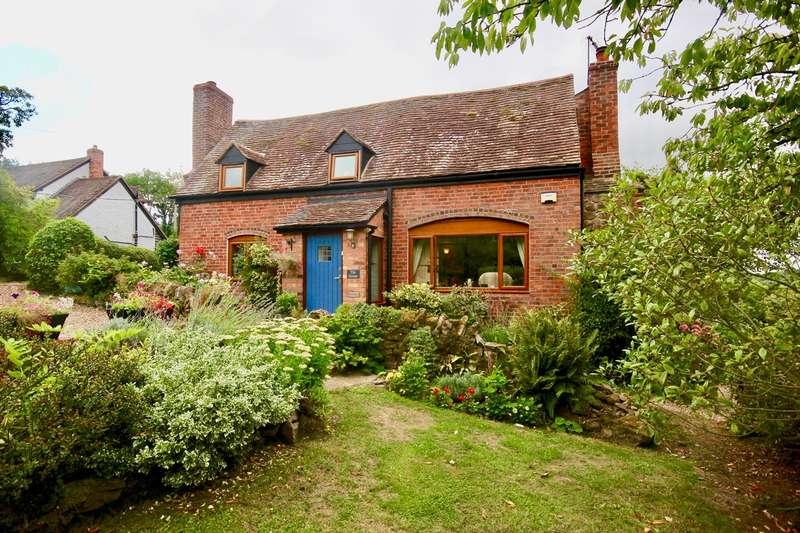 3 Bedrooms Detached House for sale in Birchwood, Storridge, Malvern, WR13