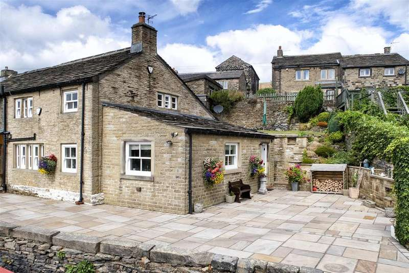 3 Bedrooms Cottage House for sale in Shawfields, Slaithwaite, Huddersfield