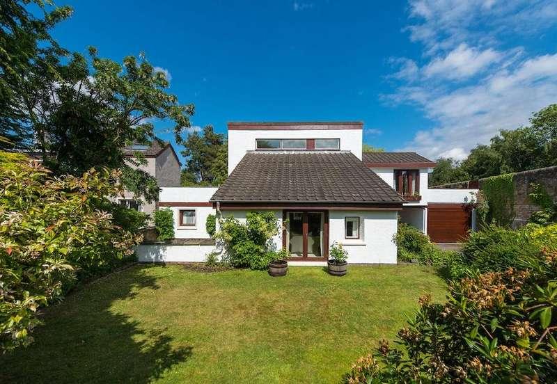 5 Bedrooms Detached House for sale in Braid Farm Road, Edinburgh, Midlothian
