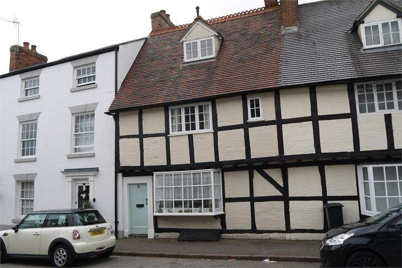 3 Bedrooms Terraced House for sale in Church Street, Lutterworth, Leicestershire