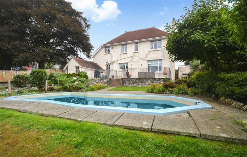 5 Bedrooms Detached House for sale in Kings Avenue, St Austell, Cornwall, PL25