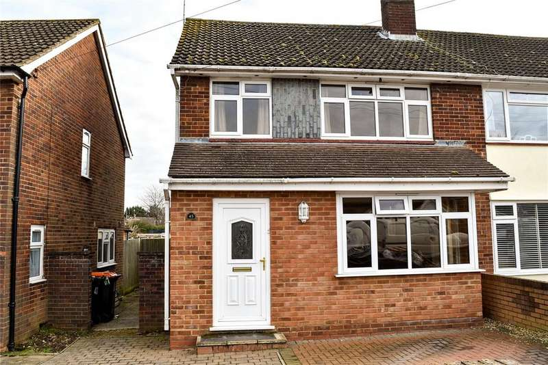 3 Bedrooms Semi Detached House for sale in Richmond Road, Leighton Buzzard