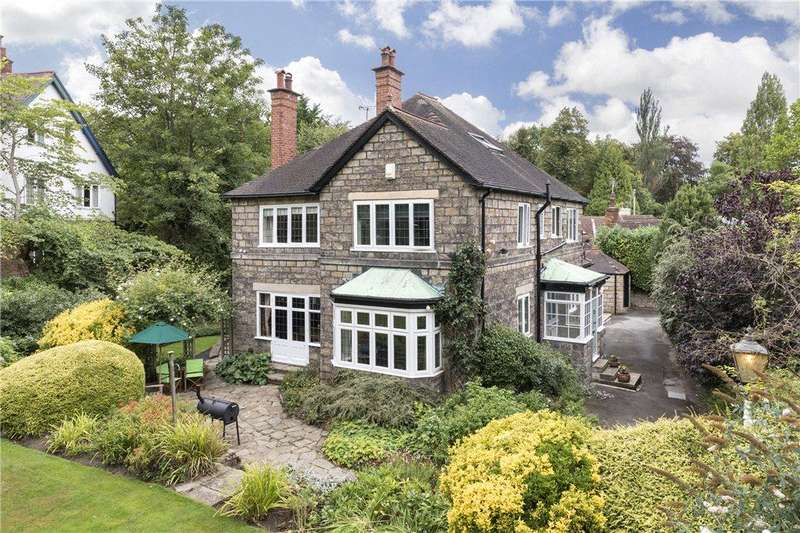 5 Bedrooms Detached House for sale in Grove Lane, Leeds, West Yorkshire